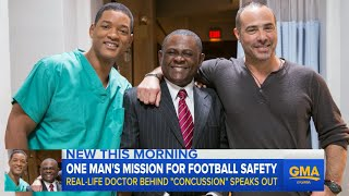 Download Real-life Doctor Behind Will Smith's 'Concussion' Speaks Out Video