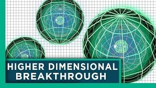 Download A Breakthrough in Higher Dimensional Spheres | Infinite Series | PBS Digital Studios Video