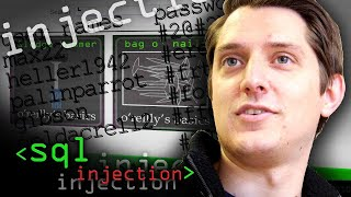 Download Running an SQL Injection Attack - Computerphile Video