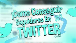 Download Como GANAR seguidores GRATIS en TWITTER! MÉTODO 2018| CroSe Video