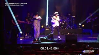 Download MJ Band REMEMBER THE TIME Smooth Criminal (Live France) 2016 Video