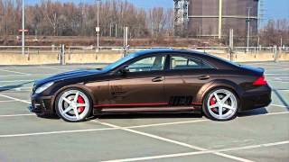 Download mercedes benz cls w219 tuning cars Video