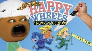 Download Annoying Orange - Happy Wheels Election: TRUMP vs CLINTON Video