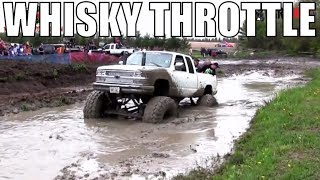 Download WHISKY THROTTLE Chevy Makes A Try At The Deep Pit At Walton's Mud Bog 2018 Video