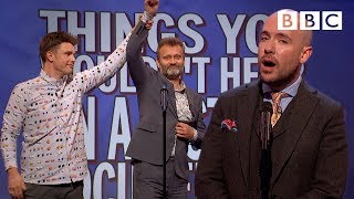 Download Things you wouldn't hear on a history documentary   Mock The Week - BBC Video