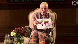 Download Vivienne Westwood on capitalism and clothing: 'Buy less, choose well, make it last'   Guardian Live Video