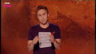 Download Mars Mission to Nowhere - Russell Howard's Good News - BBC Three Video