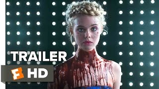 Download The Neon Demon Official Trailer #1 (2016) - Elle Fanning, Keanu Reeves Horror Movie HD Video