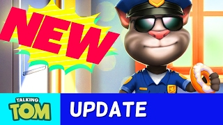 Download My Talking Tom - Tom's Game Squad (Update Trailer) Video