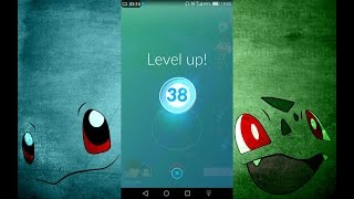 Download Pokémon Go Hatching 9 x 10 KM Eggs FINALLY LEVEL UP *38* Video