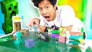 Download 100 Pound Ultra Jello Minecraft World!!! Video