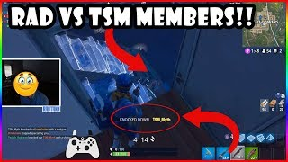 Download STREAMER TAKES ON MYTH AND DAEQUAN!!! - Fortnite highlights #125 Video