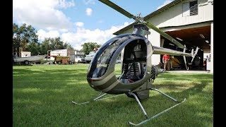 Download Mosquito XET Turbine. Private Helicopter For Less Than $50,000 Video