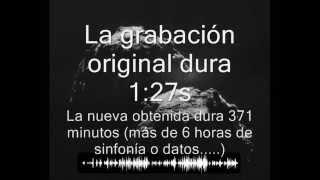 Download Mensaje extraterrestre desde el cometa 67P? Video