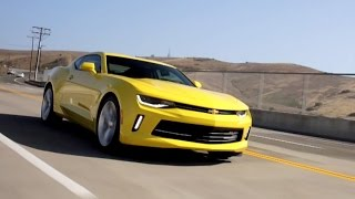 Download 2017 Chevrolet Camaro - Review and Road Test Video