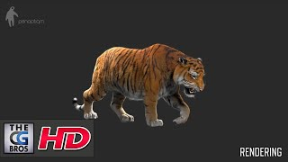 Download CGI VFX Breakdowns : ″Making of Tiger for Lilyhammer″ - by Panoptiqm | TheCGBros Video