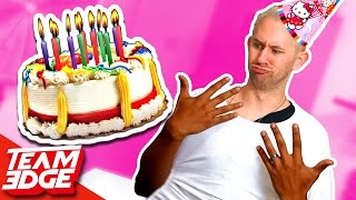 Download Not MY Arms! | Birthday Cake Edition! 🎂 Video