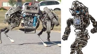 Download Google Buys Scary Military Robot Maker Video