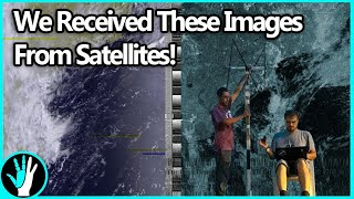 Download How to Pull Images from Satellites in Orbit (NOAA 15,18,19 and METEOR M2) Video