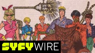 Download Top 20 Ranking of X-Men's The New Mutants   SYFY WIRE Video
