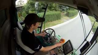 Download JD S690i: Mit 625PS auf Raupen durch Sachsen 13/15 *Shiva-Tour 2012*uncut* Video