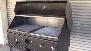 Download Adjustable Charcoal Grill Video