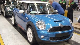 Download Mini Cooper Production Video