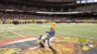 Download 2012 Bayou Classic SU Halftime Video