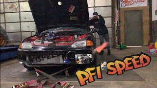 Download Catch 22 ! 38 psi Single Cam Civic Video