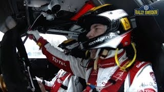 Download Rally Sweden 2014 - ″Mad″ Mads Ostberg furious at Kubica HD 1080p Video