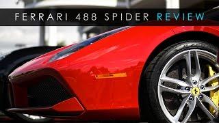 Download Quick Review   Ferrari 488 Spider   An Obscene Machine Video