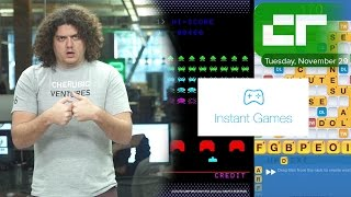 Download Facebook Messenger Instant Games | Crunch Report Video