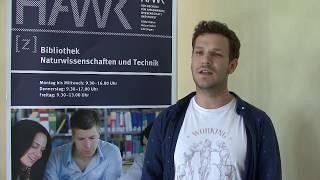 Download Die Gesichter der Fakultät Naturwissenschaften und Technik (HAWK) Video