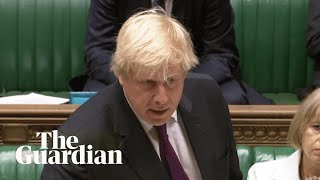 Download Emily Thornberry asks Boris Johnson why he is 'increasingly admiring' of Trump Video