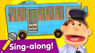 Download Wheels On The Bus Sing-along | Nursery Rhyme | #readalong with Super Simple Songs Video