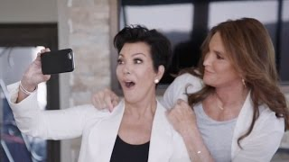 Download Caitlyn and Kris Jenner Snap a Selfie on 'I Am Cait' Finale Video