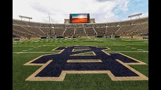 Download Take a video tour of renovated Notre Dame Stadium Video