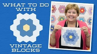 Download What To Do With Vintage Blocks Video