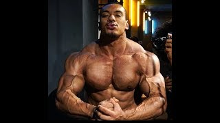 Download 405x20 BENCH! Larrywheels 2 weeks out from my first bodybuilding show ft BTC Video