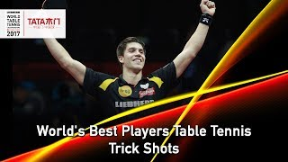 Download World's Best Players Table Tennis Trick Shots Video