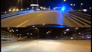 Download HIGHWAY 2 C63 AMG VS SWEDISH POLICE BEST CHASE Video