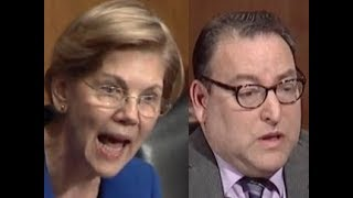 Download ″THIS IS AN EASY QUESTION!!!″ Elizabeth Warren DESTROYS Trump's ″Civil Rights″ Nominee Video