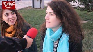Download Tuhaf Sorular - Duştan Önce Yaptığınız Son Şey ? ( Sokak Röportajı ) Video