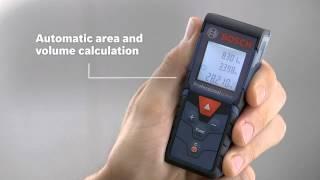Download Bosch Laser Measure GLM 40 Professional Video