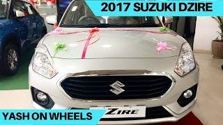 Download 2017 Maruti Suzuki Dzire Review   Yash on Wheels Video
