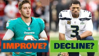 Download 5 NFL Teams that WILL IMPROVE in 2019... and 5 that WILL DECLINE! Video