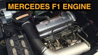 Download Mercedes F1 Engine - How Mercedes Dominated 2014 Video
