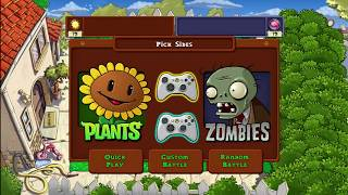 Download Plants vs Zombies Competitive 2-Player Xbox 360 HD (1080p) Video