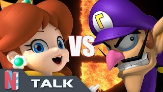 Download Daisy vs Waluigi | Who Belongs in Smash? — NintenCity Talk Video