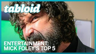 Download Mick Foley names his top 5 wrestlers of all time Video